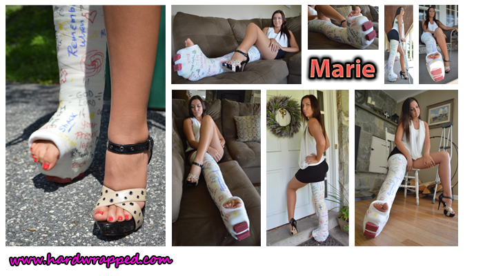 Marie 3 Preview Model Page