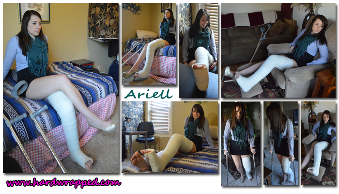 Ariell Preview Model Page