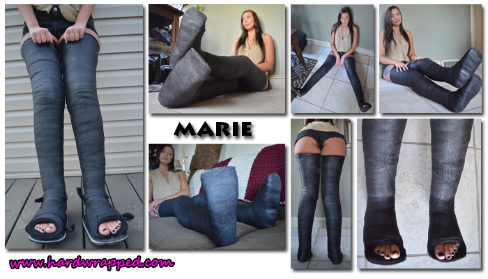 Marie Toe Plates Preview Model Page