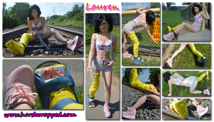 Lauren Yellow Preview Model Page