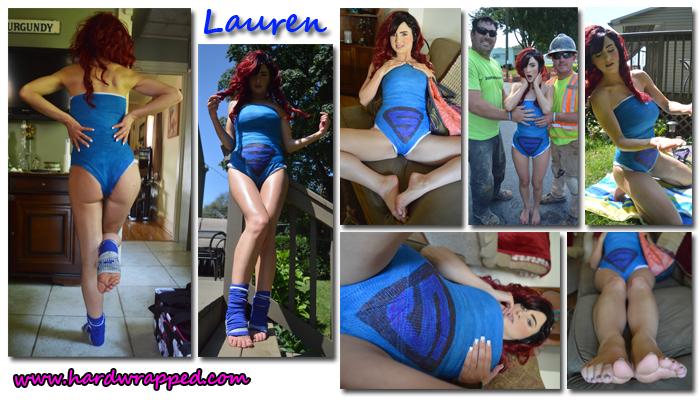 Lauren Blue body Preview Model Page