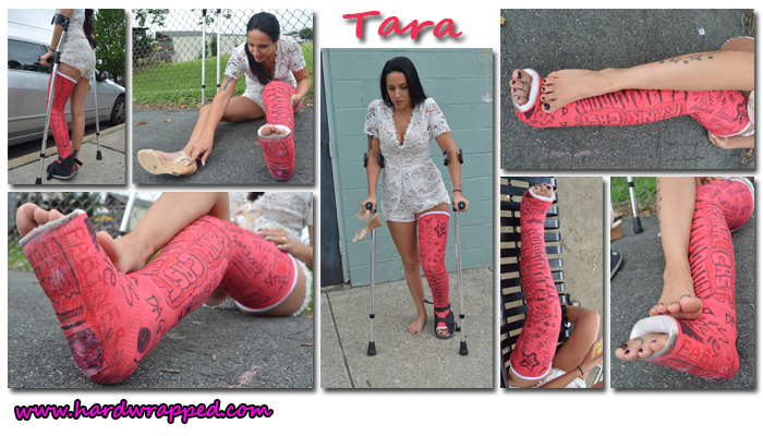 Tara Red Llc Preview Model Page