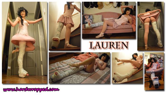 Lauren Ballet Preview Model Page