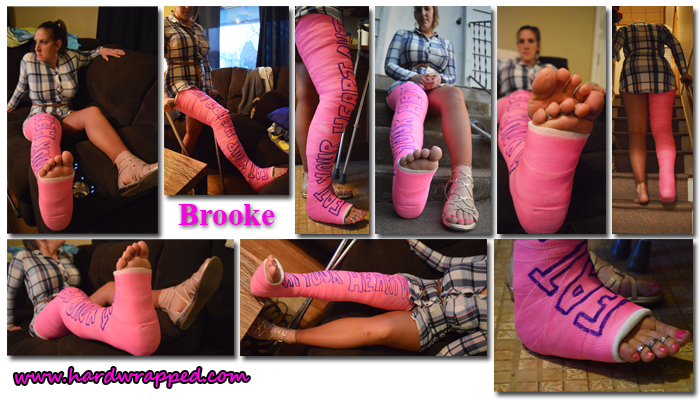 Brooke Pink Llc Preview Model Page